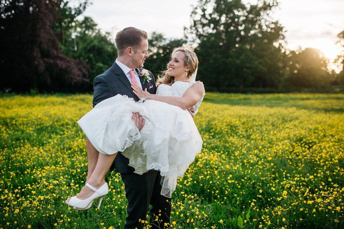 Wedding day, wedding photographer, wedding photography, saltmarsh hall, weddings, photographer, field, intimate ceremony